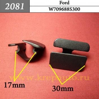 W709688S300 - Автокрепеж для Ford